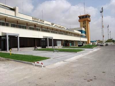 آمادگی فرودگاه بندرعباس برای استقبال از مسافران نوروزی