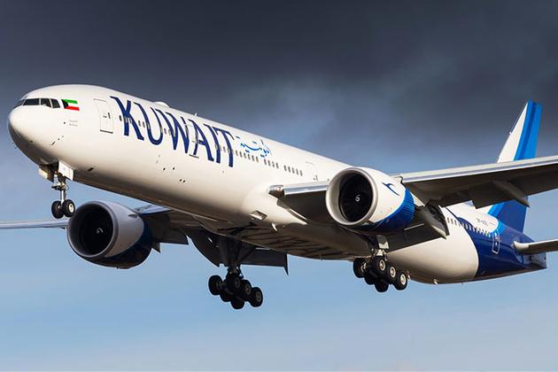 هواپیمایی کویت پروازهای خود به ایران را لغو کرد