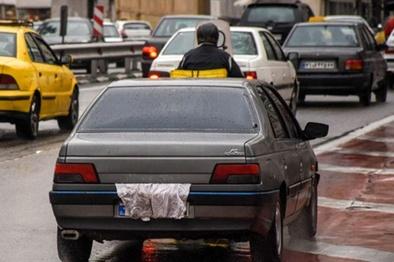 تشدید طرح برخورد با پلاک مخدوشها/ جریمه و معرفی به دادگاه در انتظار رانندگان متخلف