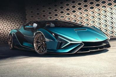 با پرقدرت ترین خودروی هیبریدی جهان آشنا شوید