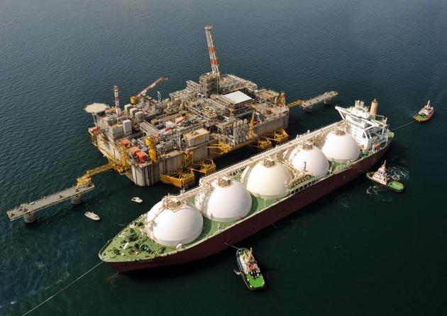 همکاری قطر و تایلند در صنعت LNG