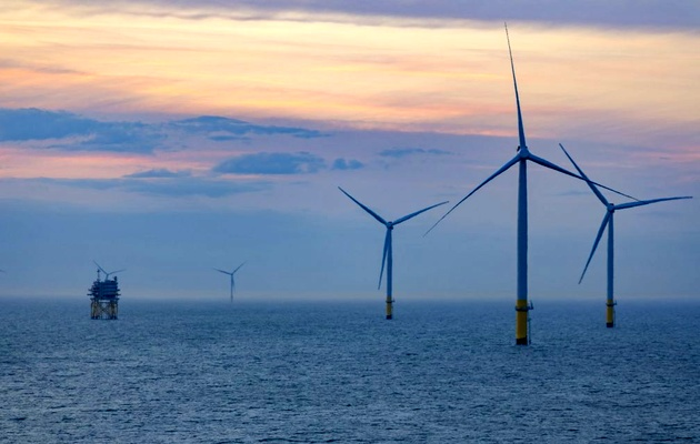 World's largest offshore wind farm to start operations soon