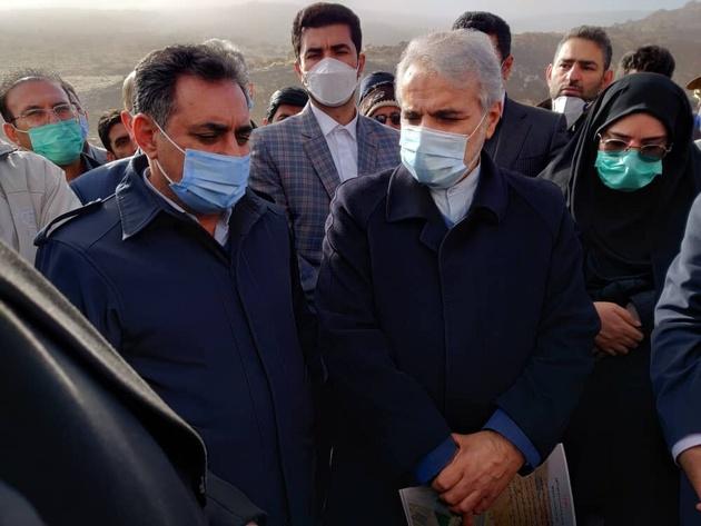 نوبخت: آزادراه خرمآباد – اراک اردیبهشت ۱۴۰۰ افتتاح میشود