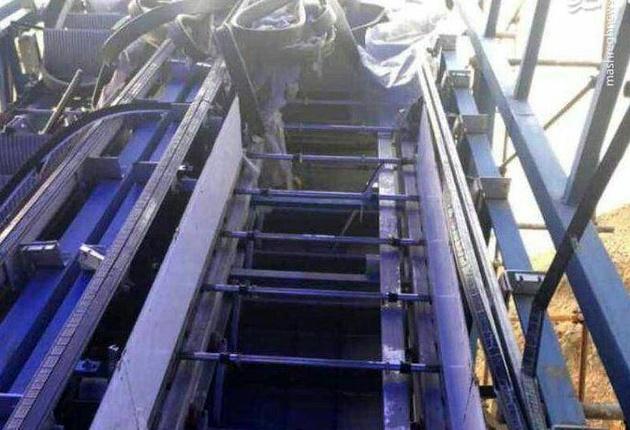 رصد خرابی پلههای برقی به صورت مستمر