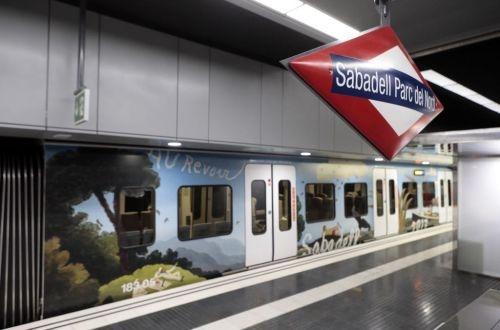 FGC opens Barcelona Line S2 extension