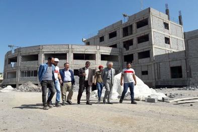 پیشرفت 65 درصدی احداث راهدارخانه مرکزی اردبیل با اعتبار 20 میلیاردی