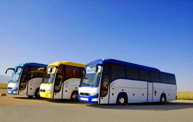 جابهجایی بیش ازسه میلیون مسافر توسط ناوگان برون شهری کرمانشاه