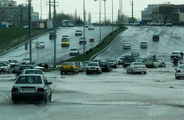 تشریح وضعیت جوی و ترافیکی جاده های کشور