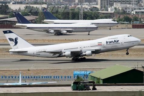 میزبانی فرودگاه مهرآباد از ۳ میلیون مسافر در دو ماه