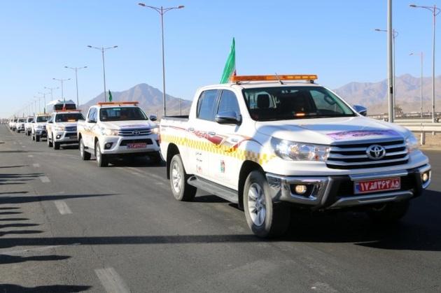مدیریت یکپارچه جادههای نیمه شمالی استان سیستان و بلوچستان