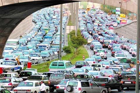 اجرای چهار طرح ترافیکی در تبریز
