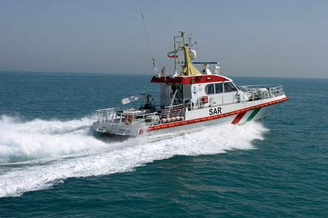 عملیات امداد پزشکی به خدمه شناور غیر ایرانی MARIA 3 در نزدیکی بندر عسلویه