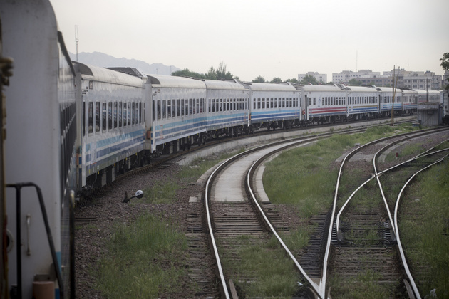 خطآهن خلیج فارس-مدیترانه؛ محور جدید توسعه اقتصادی منطقه