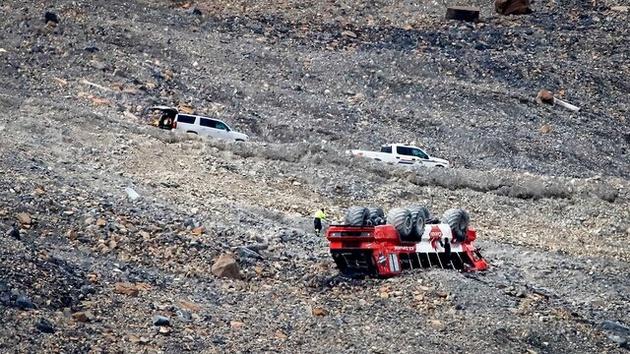واژگونی مرگبار اتوبوس گردشگری در آلبرتای کانادا