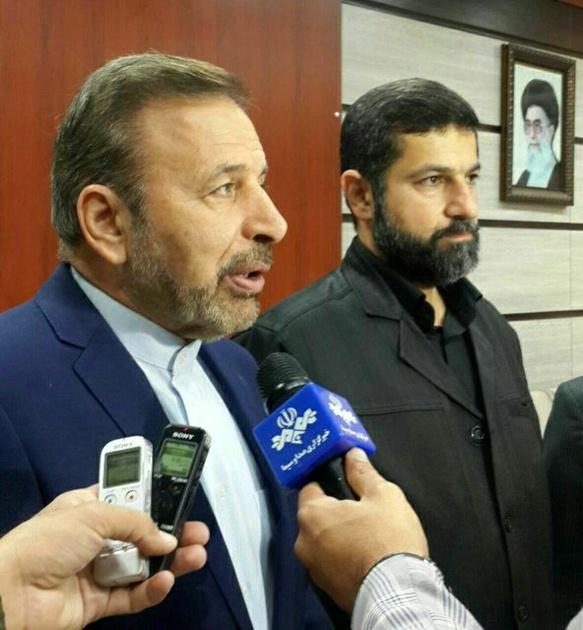 رئیس دفتر رئیسجمهور: حناچی امروز رسماً شهردار میشود