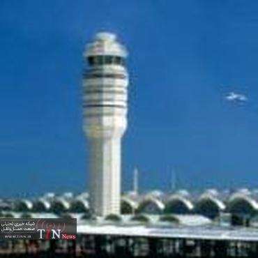 نصب دکل روشنایی اپرون فرودگاه بینالمللی بندرعباس