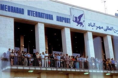 فرودگاه مهرآباد 81 ساله شد