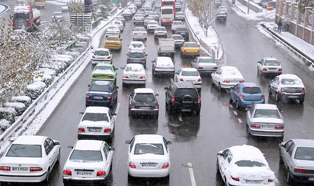 ثبت تردد 3838 کامیون دودزا تنها در 8 ساعت در تهران با وجود ممنوعیت و آلودگی هوا