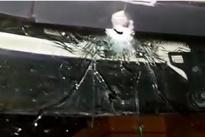 فیلم  باری که از کامیون در حال حرکت به سرقت رفت