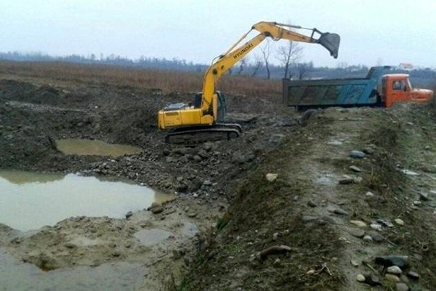 انجام  رسوب برداری از 8 رودخانه شیروان