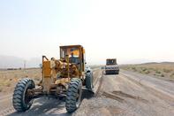 عملیات احداث باند دوم محور ۱۱ کیلومتری دلیجان- نراق سرعت گرفته است