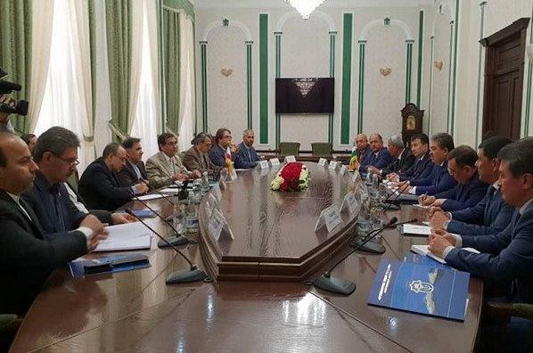 نتایج سفر آخوندی به ازبکستان