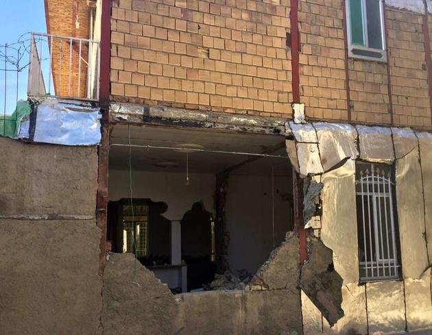 تخریب ۴۰۰ واحد مسکونی در آذربایجان شرقی/ شمار فوتیها به ۶ نفر رسید