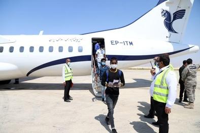 پرواز رفت و برگشت به دبی در فرودگاه لامرد فارس برقرار شد
