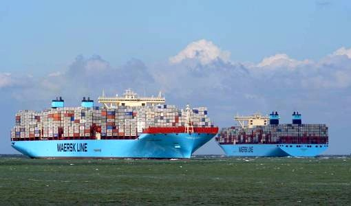 Maersk says no longer able to ship Qatar bound cargo