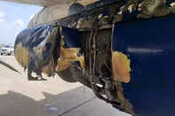 Venezolana Boeing 737 Experiences Engine Failure