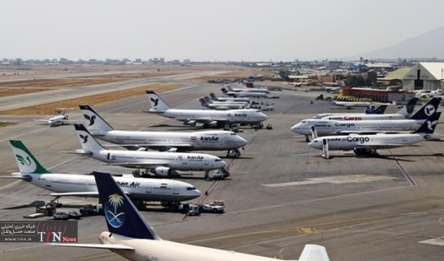 اعزام و پذیرش بیش از ۴۰ میلیون مسافر در فرودگاههای کشور طی ۱۰ ماه