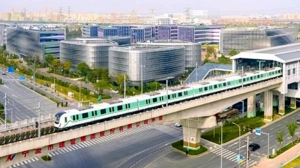 China opens three urban rail lines