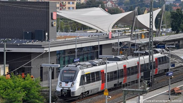 فیبر نوری برای خطوط ریلی سراسر کشور؛ شعار تازه راهآهن آلمان