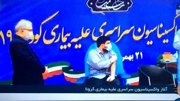 واکسیناسیون سراسری علیه کرونا در ایران آغاز شد