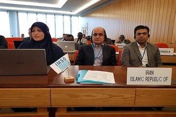 ابقای ایران در لیست اعضای مشورتی آیمسو