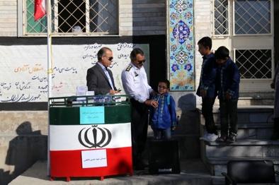 ایمن سازی33 مدرسه حاشیه راههای استان ایلام در سال 98