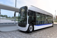 Alstom presents the standard design of Aptis, its 100% electric mobility solution