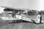 سیستمهای تاکتیکی پشتیبان هوایی در جنگ جهانی اول