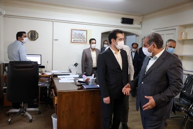 تعزیرات حکومتی استان قزوین در صف اول خدمت رسانی به مردم