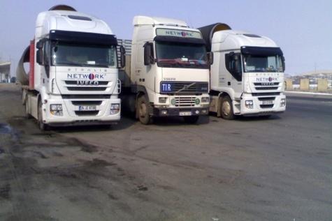 تحرک و پویایی بخش حمل و نقل به صادرات بیشتر کمک می کند