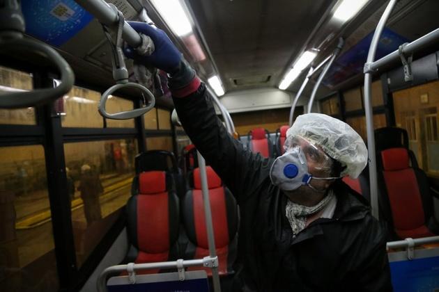 کرونا و ترس از سوار شدن به وسایط نقلیه عمومی