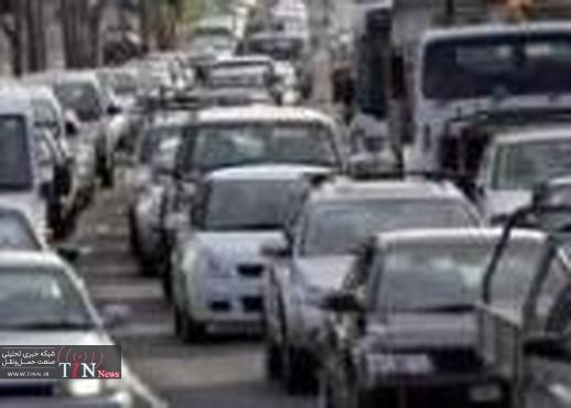 کاربرد GIS در حمل و نقل و ترافیک شهری