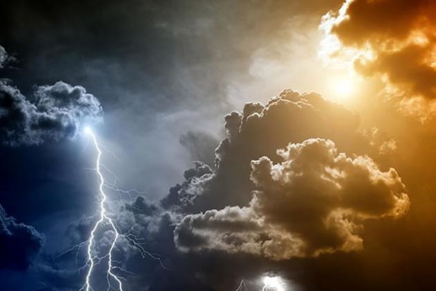هشدار وزش باد شدید به همراه رگبار و رعد و برق در بیش از ۱۰ استان