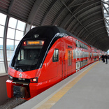 Moscow Sheremetyevo airport rail link expansion underway