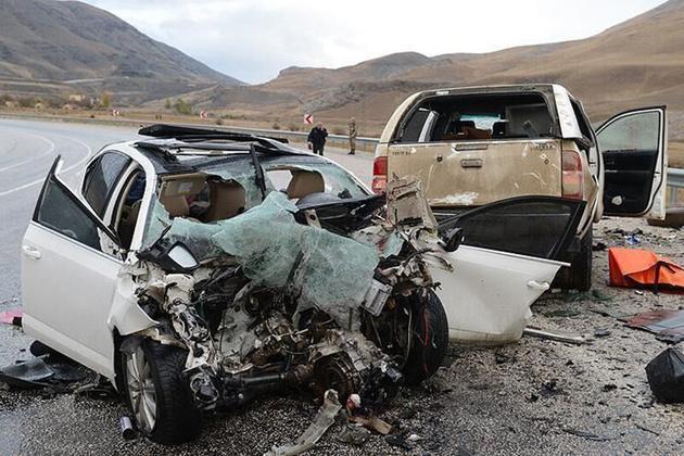 کاهش آمار تصادفات رانندگی بر بستر فرهنگ سازی