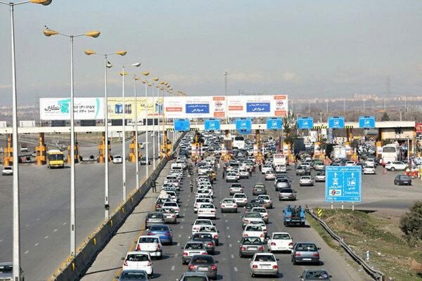 طرح کنترل ناوگان حمل و نقل جاده ای در آزاد راه کرج –تهران