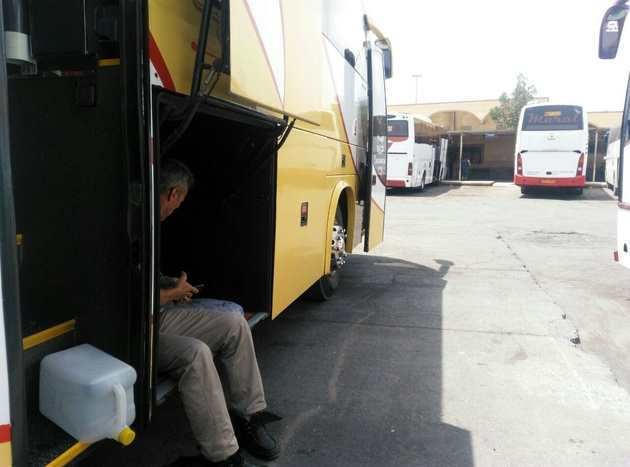ادامه روند پیگیری مطالبات رانندگان برونشهری