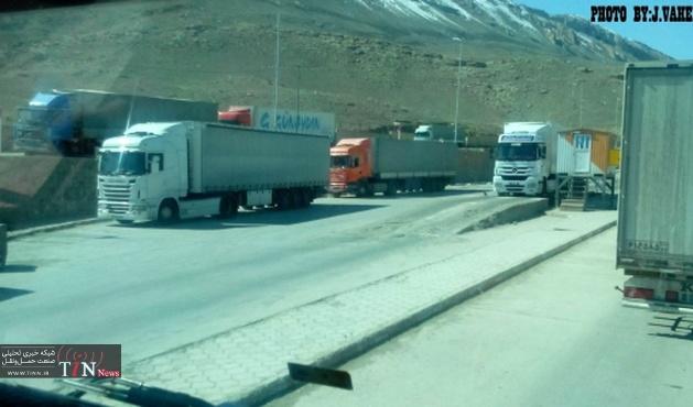 صنعت حمل ونقل جادهای فرصت خوبی برای رشد اقتصادی است