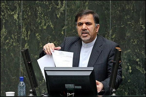 دومین اعلام آمادگی آخوندی به مجلس برای پاسخگویی درباره وزارتش