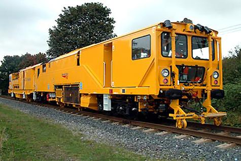 Network Rail orders Harsco Stoneblowers